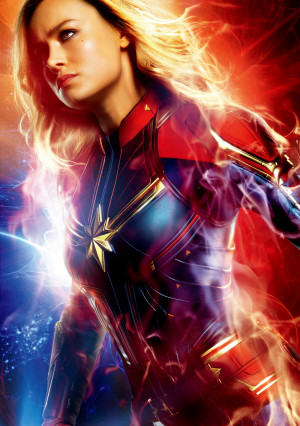 Captain Marvel 9300x13200