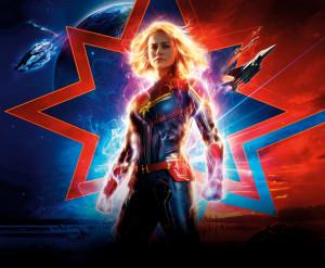 Captain Marvel 7600x9239