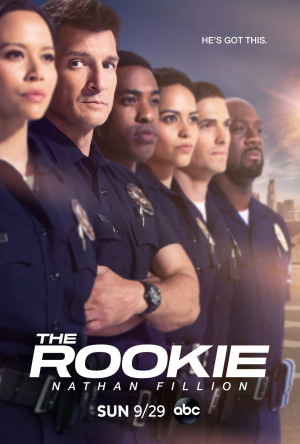 The Rookie 1013x1500