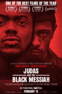Judas and the Black Messiah poster
