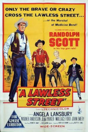 A Lawless Street 571x851