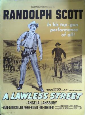 A Lawless Street 1184x1590