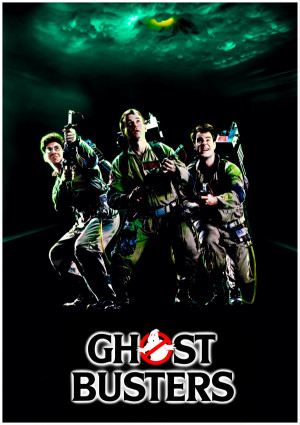 Ghostbusters 2153x3045