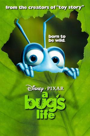 A Bug's Life 2000x3000