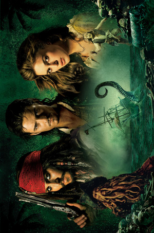 Pirates of the Caribbean: Dead Man's Chest 4679x7065