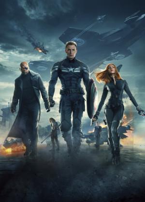 Captain America: The Winter Soldier 6348x8847