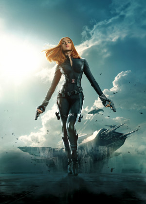 Captain America: The Winter Soldier 5719x8000