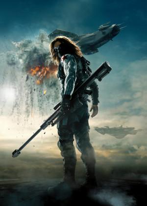 Captain America: The Winter Soldier 6925x9687
