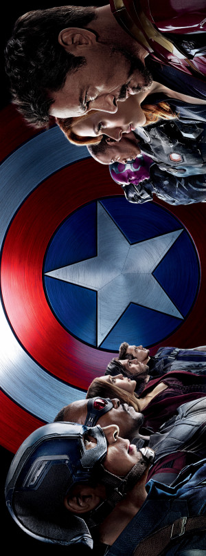 Captain America: Civil War 1858x5000