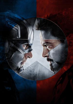 Captain America: Civil War 3491x5000