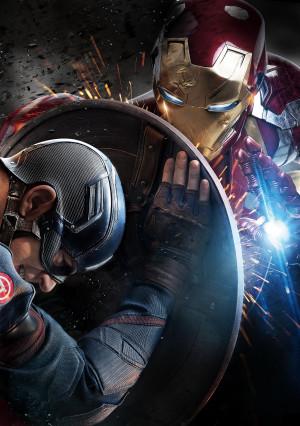 Captain America: Civil War 3523x5000