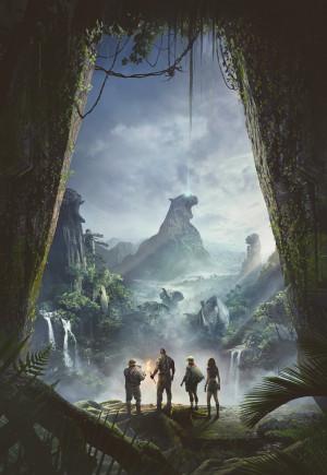 Jumanji: Welcome to the Jungle 7347x10650