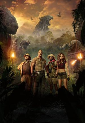Jumanji: Welcome to the Jungle 8989x12885