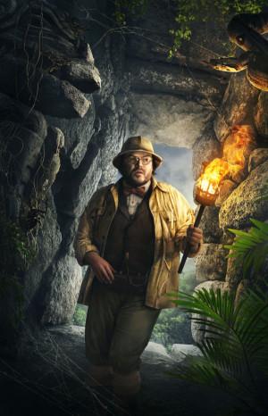 Jumanji: Welcome to the Jungle 4978x7722