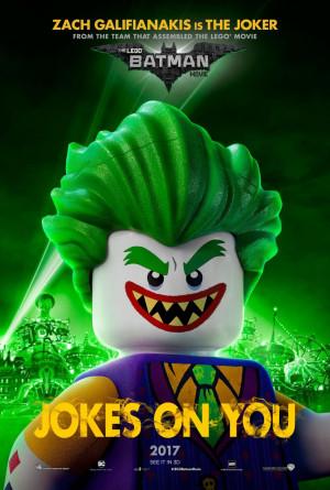 The Lego Batman Movie 1011x1500