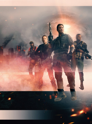 The Tomorrow War 4468x5992