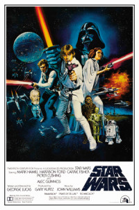 Guerra nas Estrelas poster