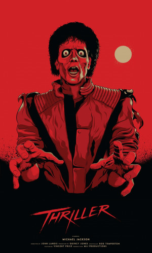 Michael Jackson: Thriller 1155x1920