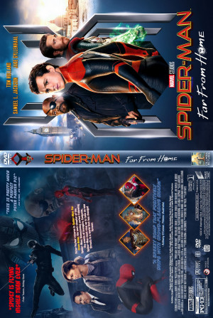Spider-Man: Far from Home 2175x3240