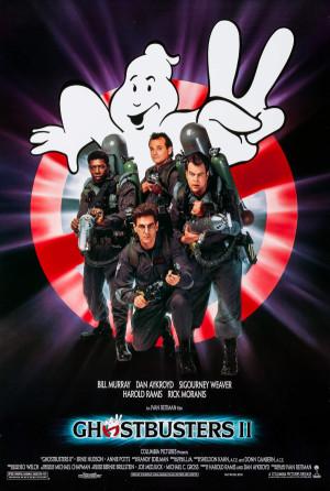 Ghostbusters II 1996x2964