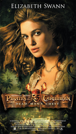 Pirates of the Caribbean: Dead Man's Chest 567x1000
