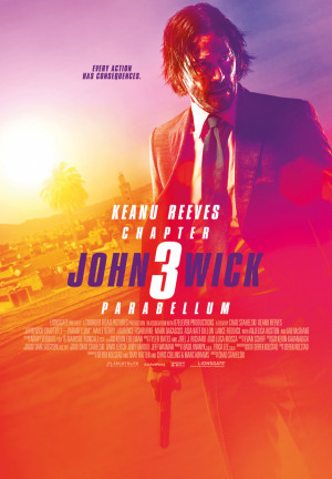 John Wick: Chapter 3 - Parabellum 972x1400