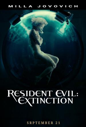 Resident Evil: Extinction 2025x3000