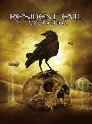 Resident Evil: Extinction 1116x1500