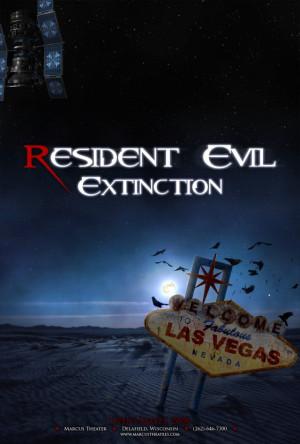 Resident Evil: Extinction 640x947