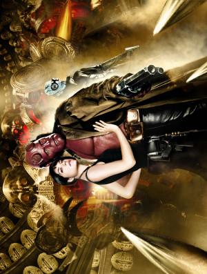 Hellboy II: The Golden Army 7750x10250