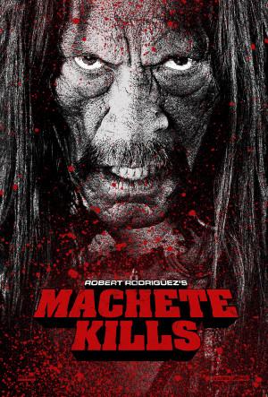Machete Kills 7447x11000