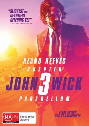 John Wick: Chapter 3 - Parabellum 1000x1410