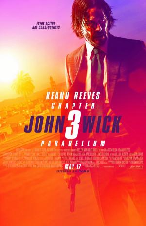 John Wick: Chapter 3 - Parabellum 3892x6000