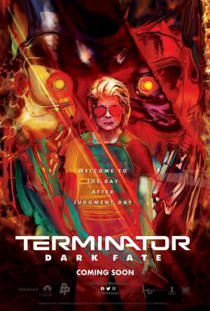 Terminator: Dark Fate 828x1224