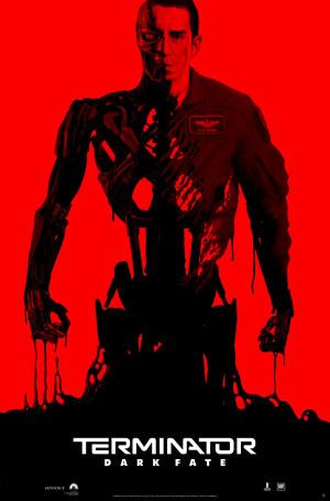 Terminator: Dark Fate 2705x4096
