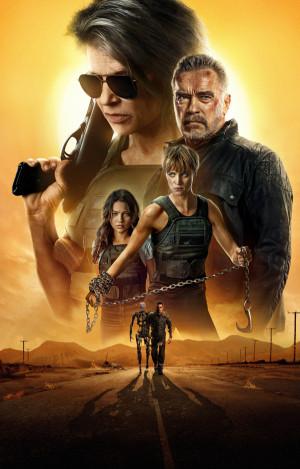Terminator: Dark Fate 3840x5996