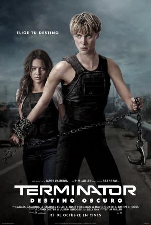 Terminator: Dark Fate 2765x4096