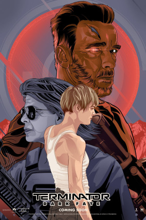 Terminator: Dark Fate 2730x4096