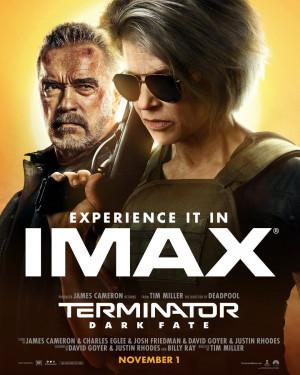 Terminator: Dark Fate 1080x1350