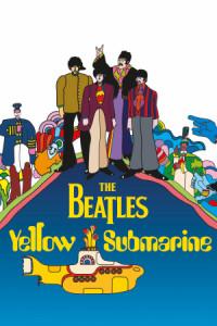 The Beatles' Yellow Submarine poster