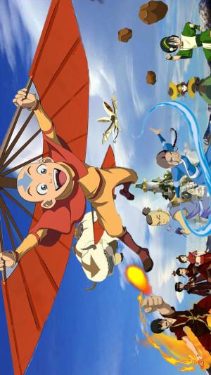 Avatar: el último maestro aire 1080x1920