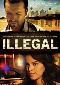 Illegal poster