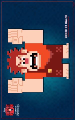 Wreck-It Ralph 1200x1920