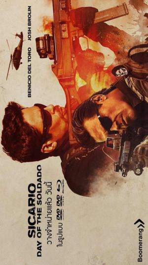 Sicario: Day of the Soldado 720x1280