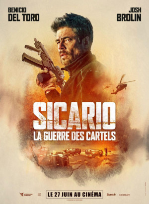 Sicario: Day of the Soldado 1101x1500