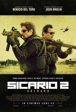 Sicario: Day of the Soldado 1382x2048