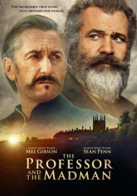 The Professor and the Madman poster