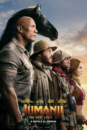 Jumanji: The Next Level 3285x4870