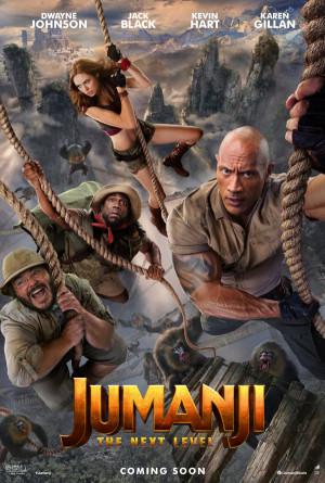 Jumanji: The Next Level 1382x2048