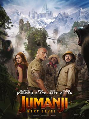 Jumanji: The Next Level 1536x2048